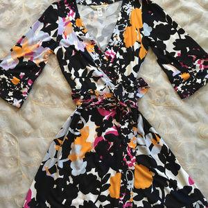 Classic DVF Wrap Dress